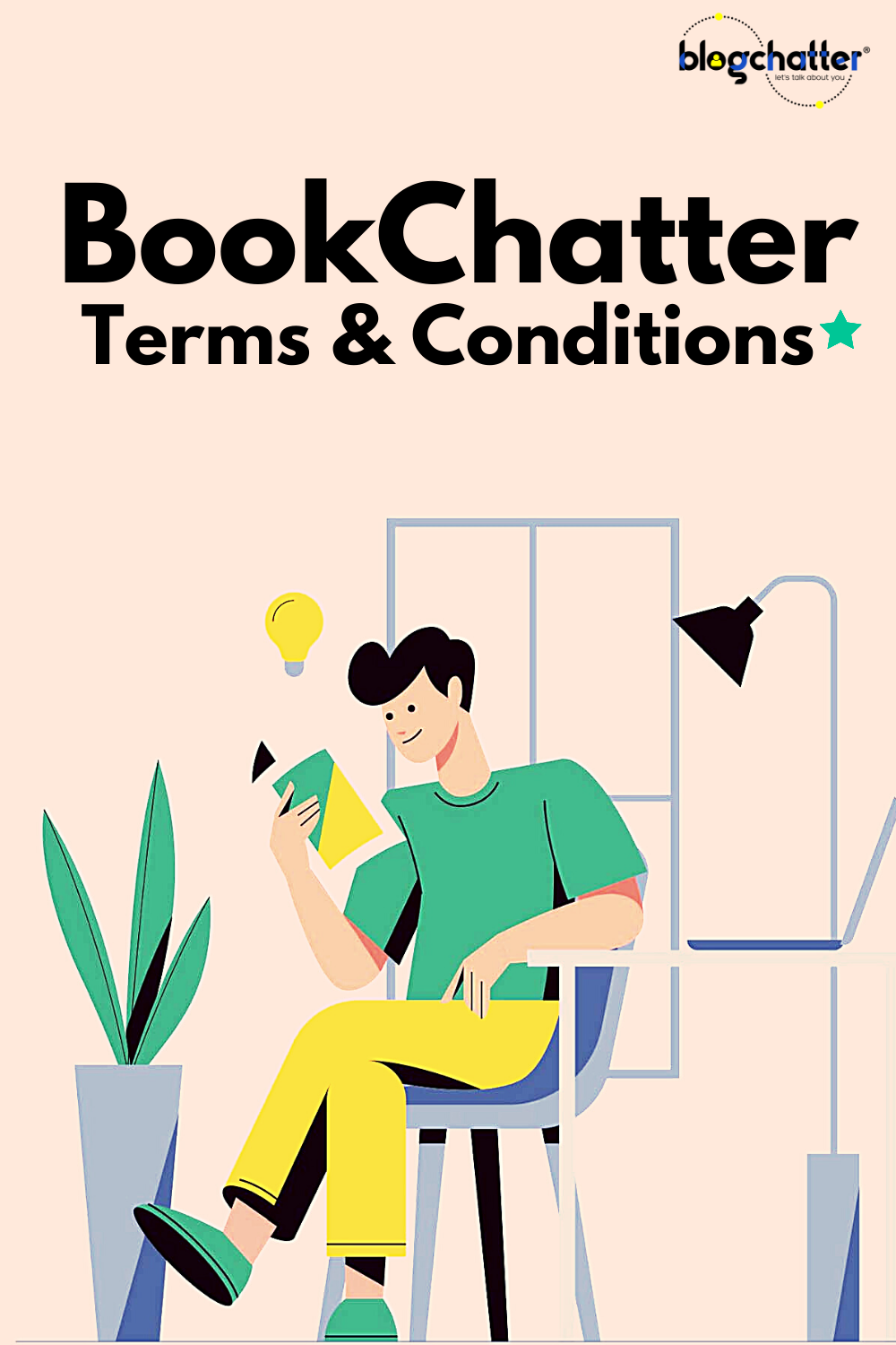 BookChatter Terms & Conditions