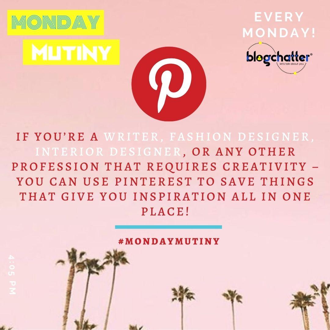 Finding inspiration on Pinterest