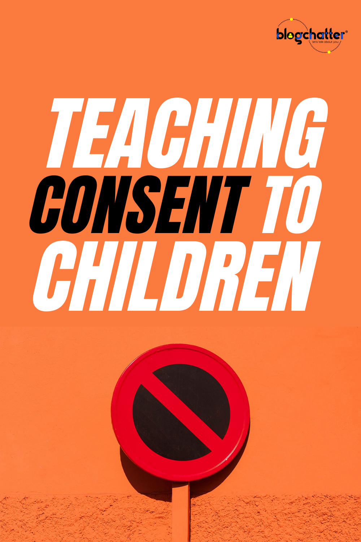 teaching consent to children