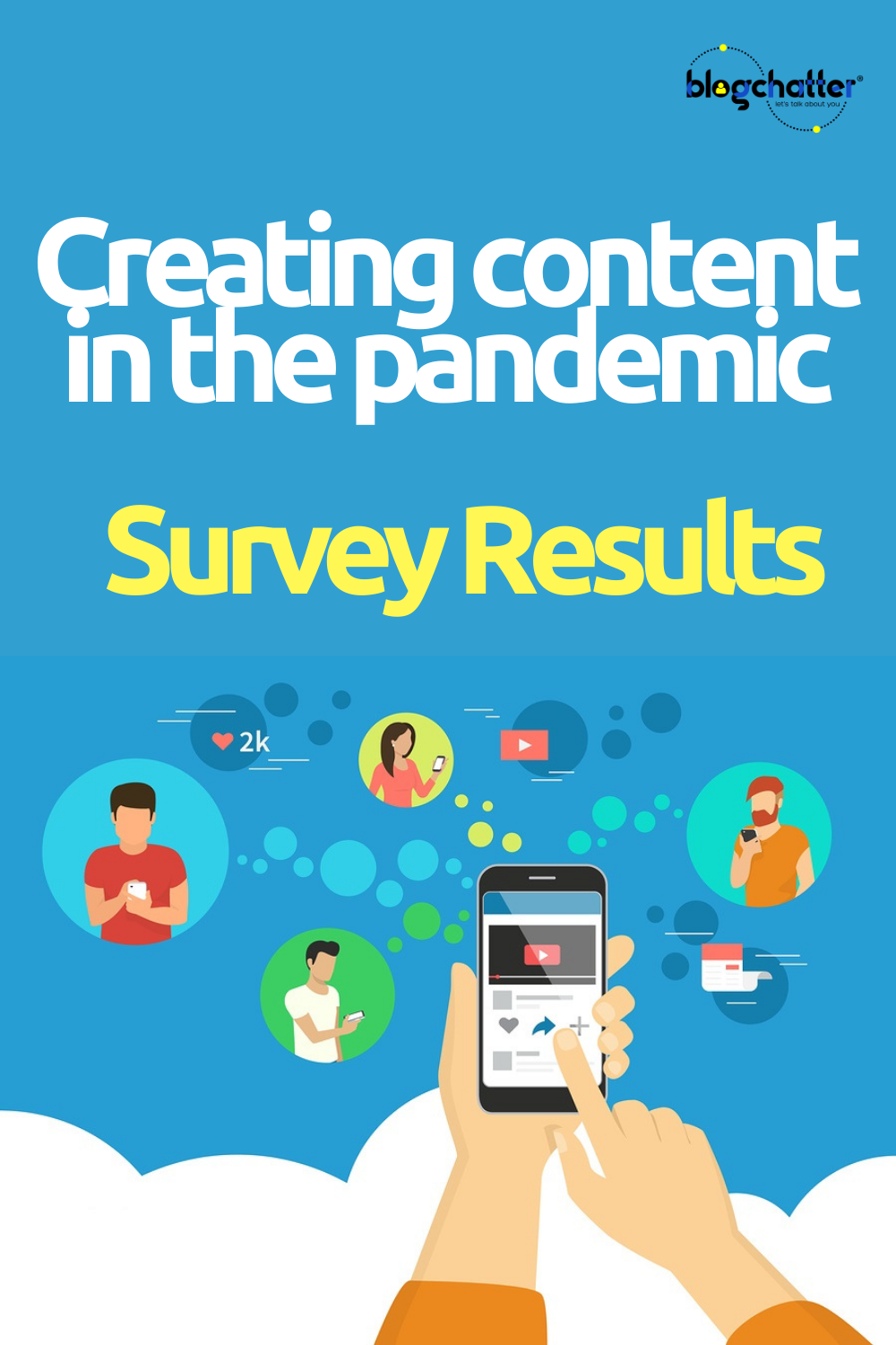 Creating content in the pandemic – survey results