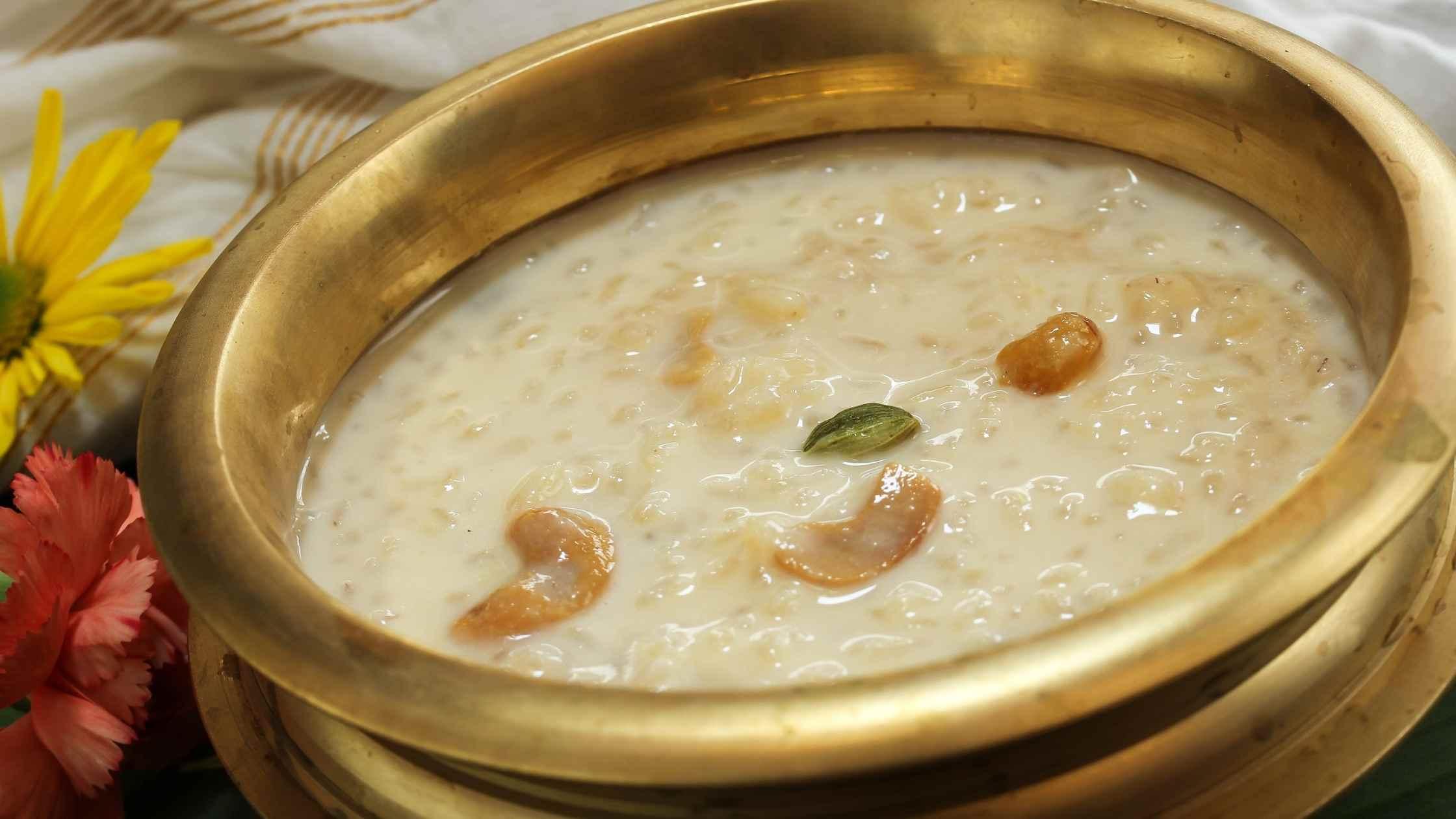 The secret of Chakkara Pongal